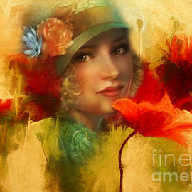 Poppies by Kira Bodensted