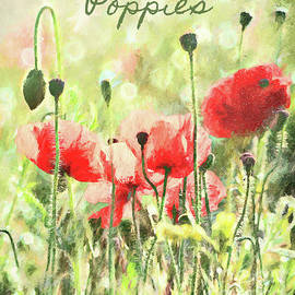 Poppies by Tina LeCour