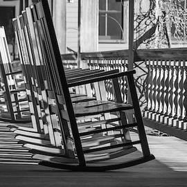 Porch Rockers by Kristopher Schoenleber