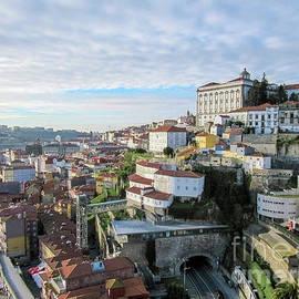 Porto, Portugal cityscape by Jekaterina Sahmanova