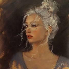Laura Lee Zanghetti - Portrait Demo 7