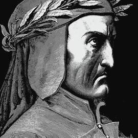 Portrait of Dante Alighieri by Gustave Dore