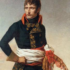 Portrait Of Napoleon Bonaparte 1769-1821, As First Consul by Andrea the Elder Appiani