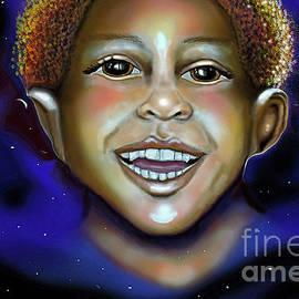 Portrait Of Trevor by Jennifer Miller