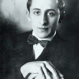 Portrait Of Vladimir Horowitz