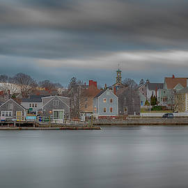 Portsmouth, Nh by Bob Doucette