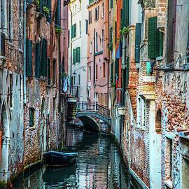 Postcards from Venice II by Jaroslaw Blaminsky