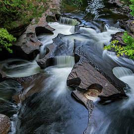 Potholes Waterfall by Jason Champaigne