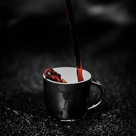 Pour Me A Cup by Teresa Trotter