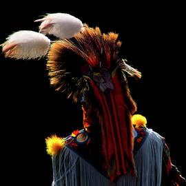 Pow Wow Fancy Dancer by Cynthia Dickinson