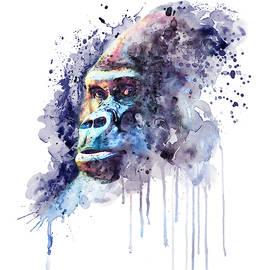 Powerful Gorilla by Marian Voicu