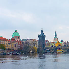 Prague, Czech Republic by Mark Duehmig