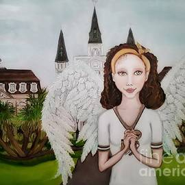 Prayers in the Vieux Carre by Wendy Wunstell