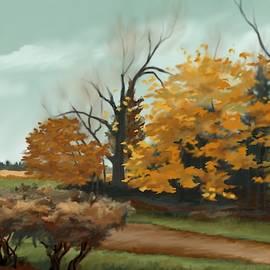 Jeanne Cutler - Precious Autumn