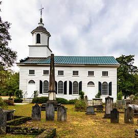 Presbyterian Church on Edisto Island by Norma Brandsberg
