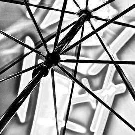 Prism Umbrella Light Monochrome by Bonnie See