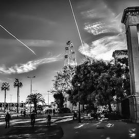 Puerto De Malaga by Borja Robles