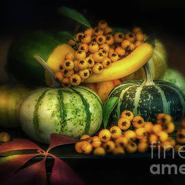 Pumpkin feast by Flo Photography