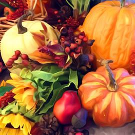 Pumpkin Profusion  by Dana Roper