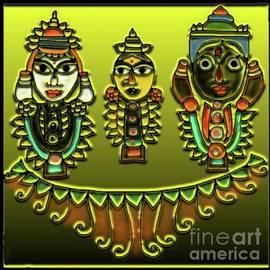 Puri Jagannath by Latha Gokuldas Panicker