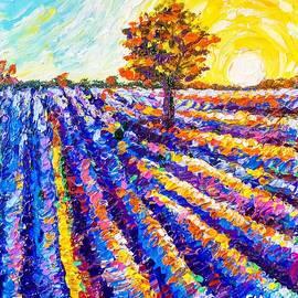 Purple desire by Cristina Marin