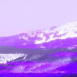 Purple Mountain Majesty by Mike Breau