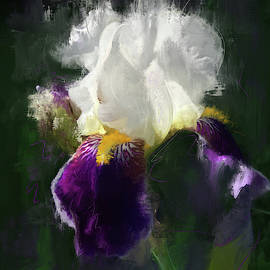 Purple Passion by Garth Glazier