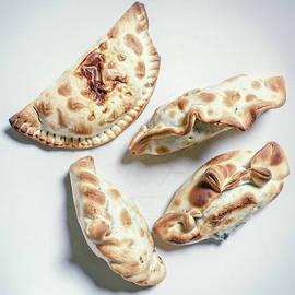 Quatro Empanadas by Nisah Cheatham