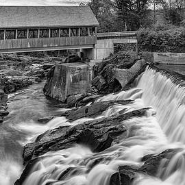 Quechee Old Mill District by Rick Berk