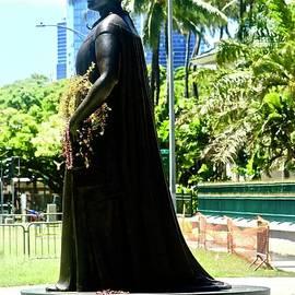 Queen Liliuokalani of Hawaii by Craig Wood