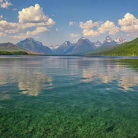 Quiet Afternoon At Lake Macdonald by Kristen Wilkinson