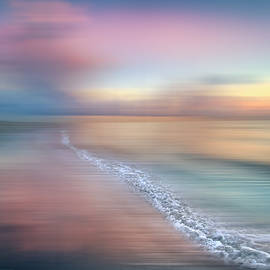 Quiet Morning Dreamscape II by Debra and Dave Vanderlaan