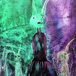 Rabbit Girl  by Julie Engelhardt
