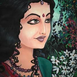 Radharani by Tara Krishna