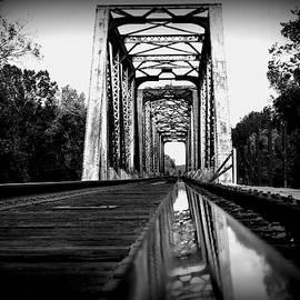 Rail Reflections by Matt Richardson