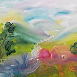 A Rainbow day by Bozhidara Stoeva - Georgieva