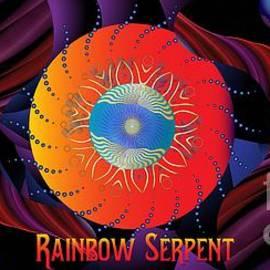 Rainbow Serpent-3 by Doug Morgan