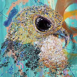 Raptor by Cheryle Gannaway