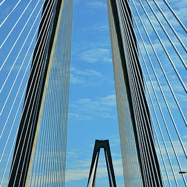Ravenel Bridge View by Jerry Griffin