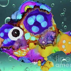Razzle Dazzle Fish by Christine Dekkers