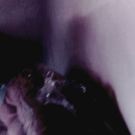 Real Dark Shadow Ghost Impression by Delynn Addams
