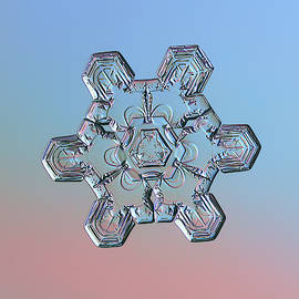 Real Snowflake - 10-jan-2019 - 1 by Alexey Kljatov