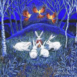 Rebirth of the Firebirds by Lise Winne
