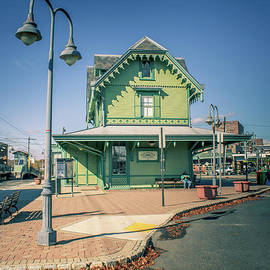 Red Bank Historic Station House by Colleen Kammerer