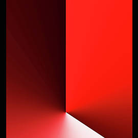 Red Domination - 5015 - Limited Edition of 60 by Panos Pliassas