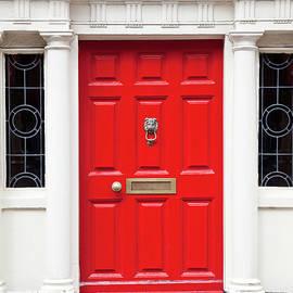 Red Door by Opla
