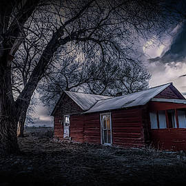 Red House Over Yonder by Paul Douglas