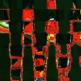 Red loves Black. -  3497 by Panos Pliassas