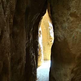 Red Rocks Passage II by Rose Wark