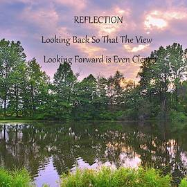 Reflections by Lisa Wooten
